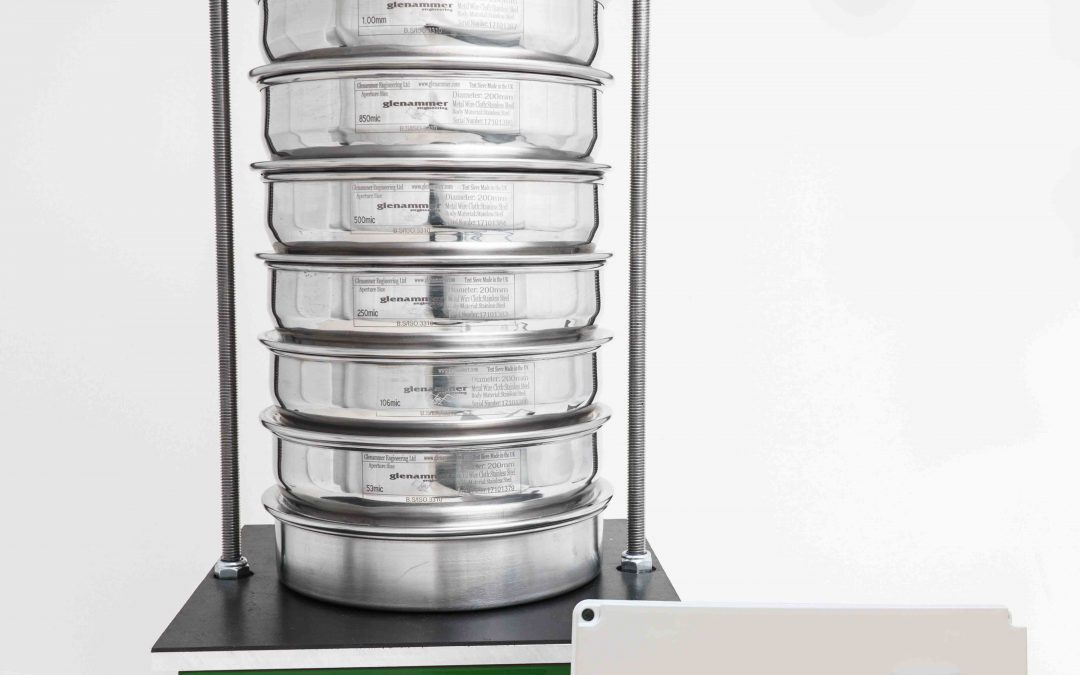 Sieve Shakers and Sieves